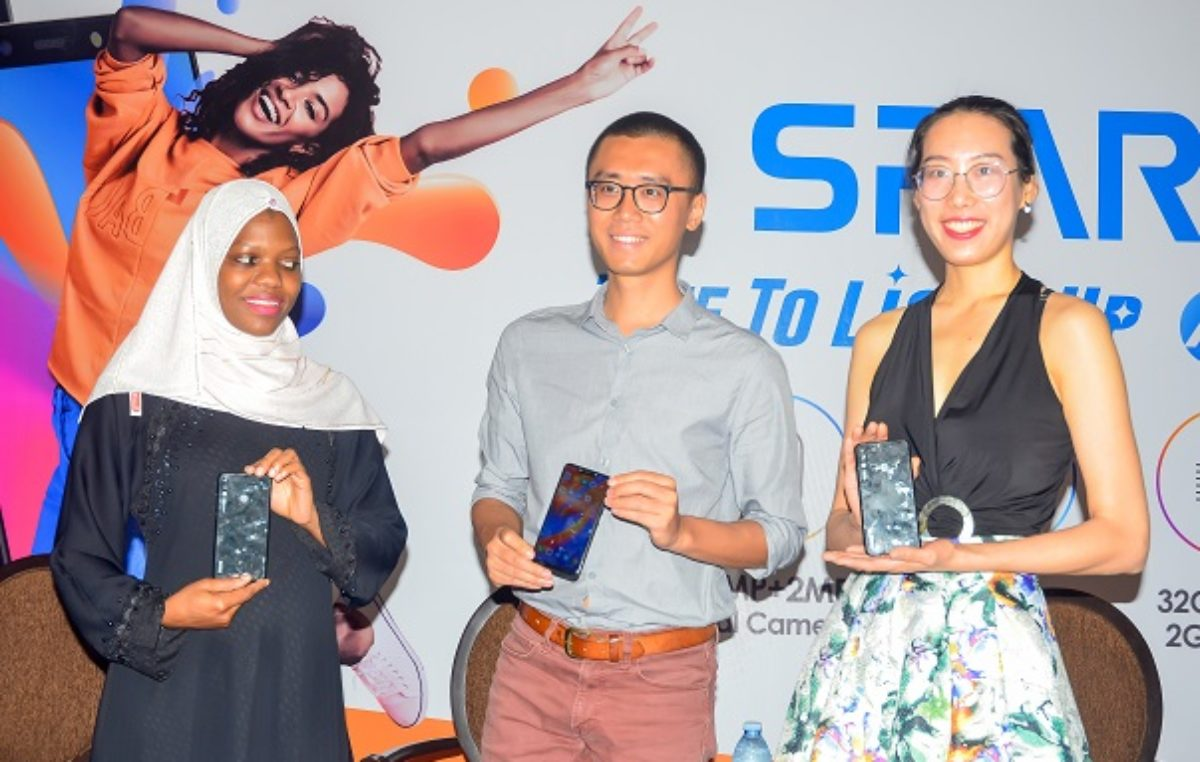 TECNO Spark 3 series rolled out in Uganda