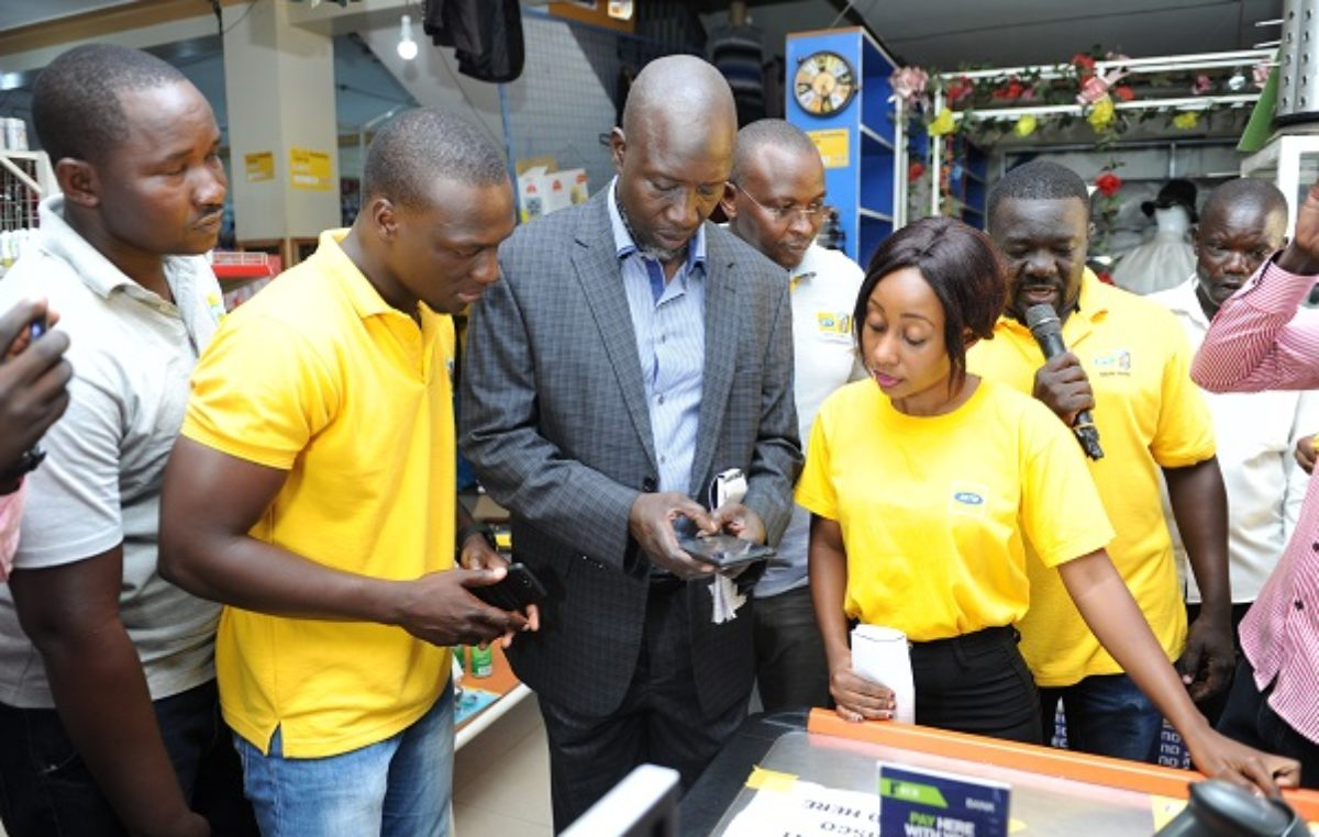 MTN Uganda partners with West Nile retailers to expand MoMoPay to the region
