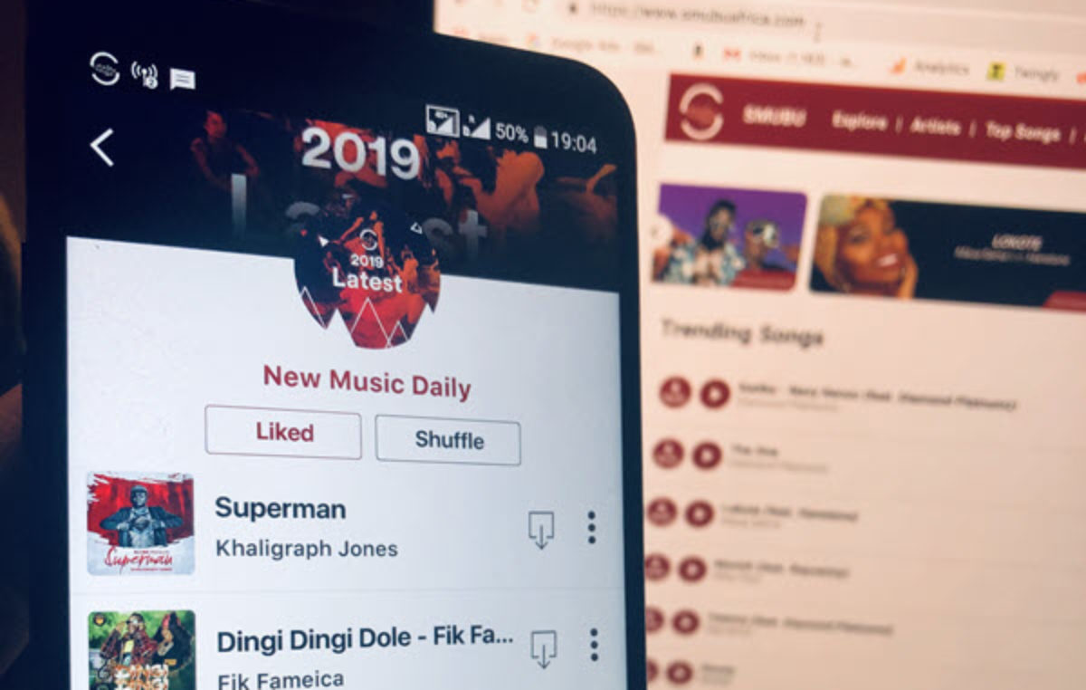 Introducing SMUBU, an unrivaled app for downloading, streaming East African music