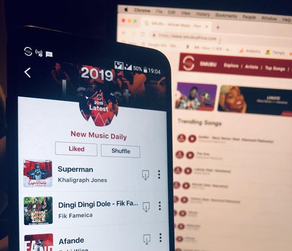 SMUBU app africa