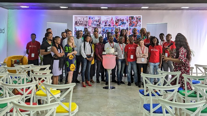 Launchpad Africa class 3