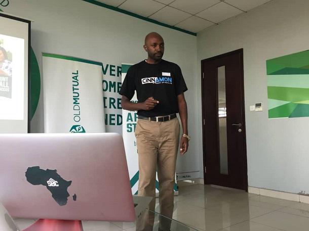 SBC AfriTech Cinnamon seleted Startupbootcamp AfriTech 2019