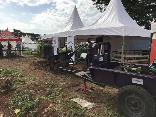 The electric traktor