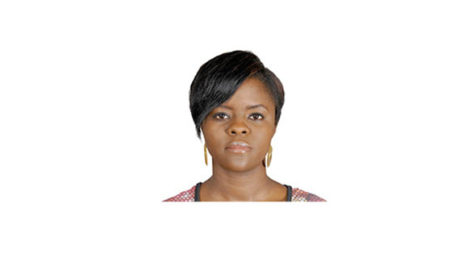 Fatu Ogwuche, politics, government outreach manager for Africa