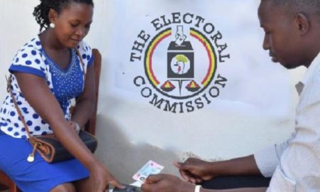 National ID Number NIN voters' register