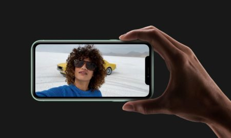 the slofie is a big iphone 11 deal