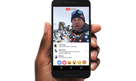 facebook live is now available on lite app