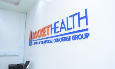 rocket health facility