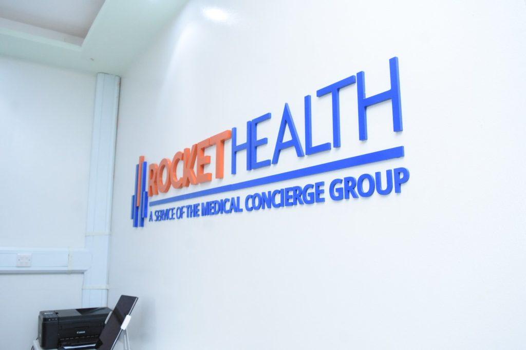 rocket health facility