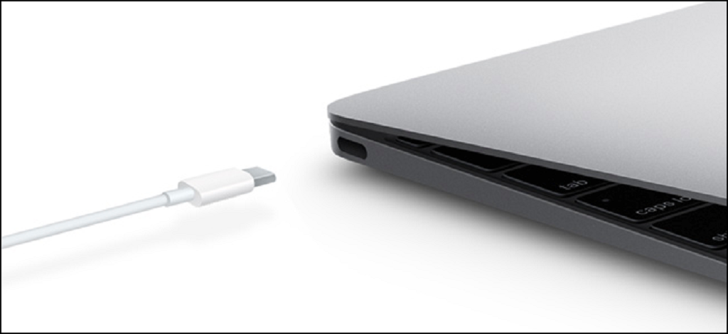 usb type c cable and port