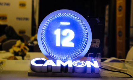 tecno camon 12 is here