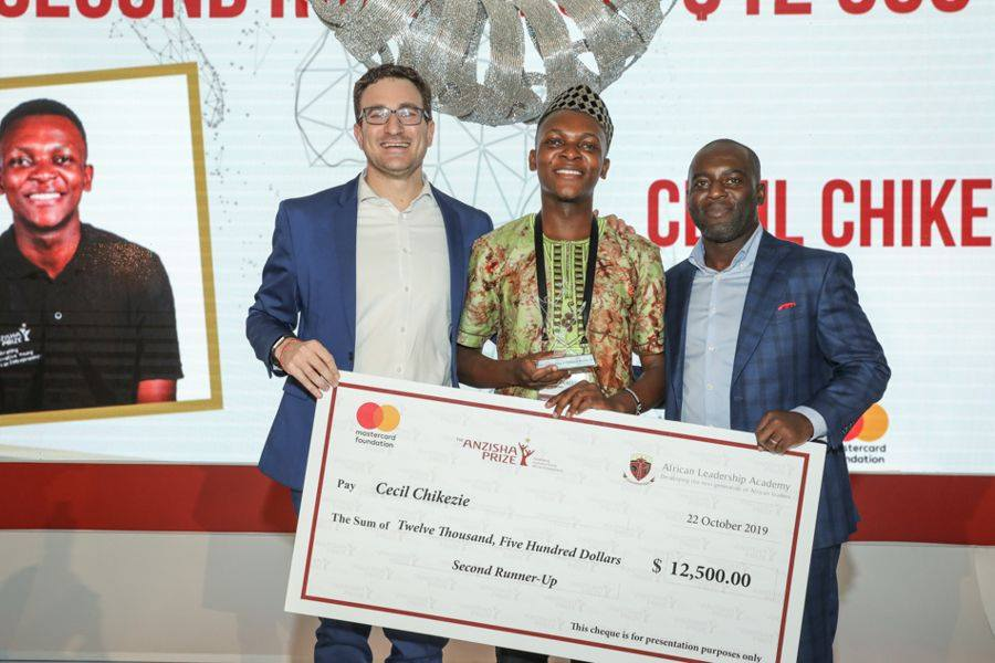 cecil anzisha prize 2019 second runner up