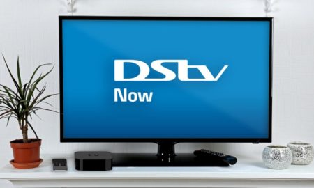 dstv channels on tv