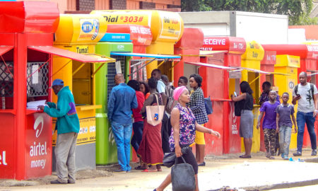 mobile money withdraw rates