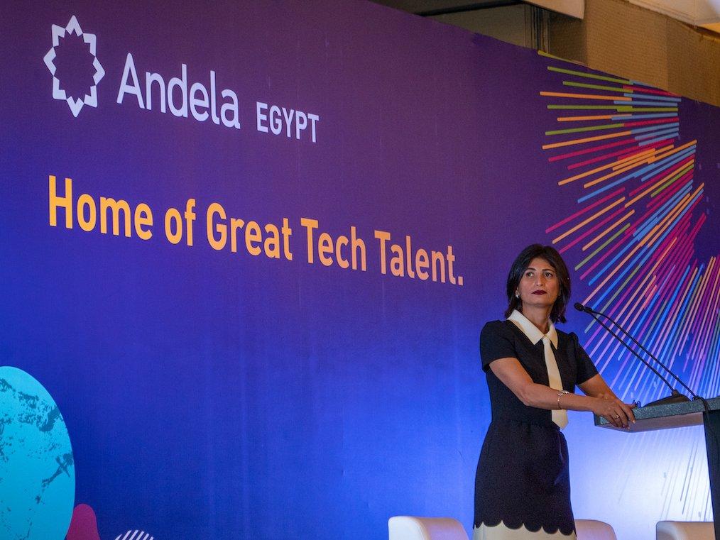 andela egypt