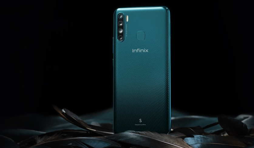 infinix s5 launched