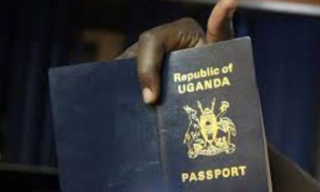 ugandan passport