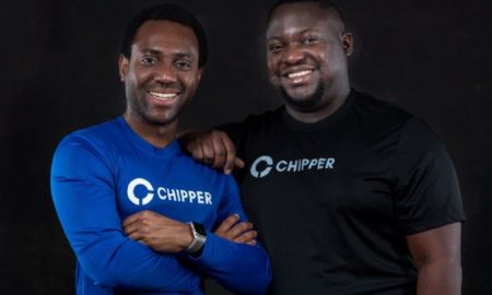 chipper cash raises serie a funding