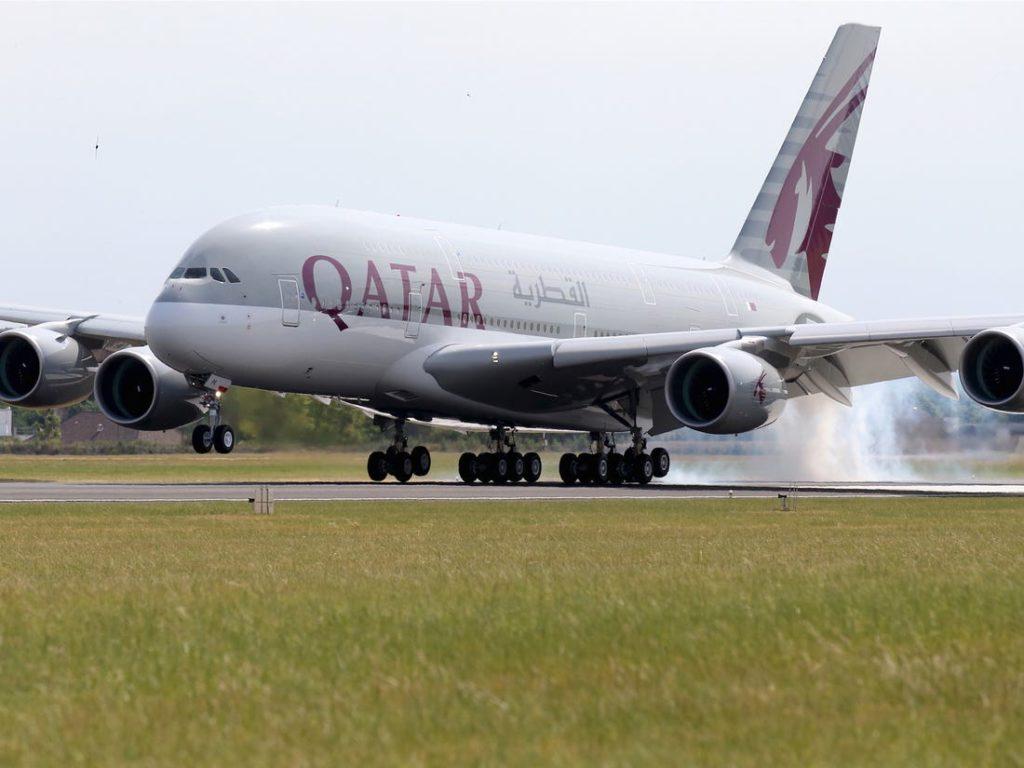 qatar airways rwanda airport