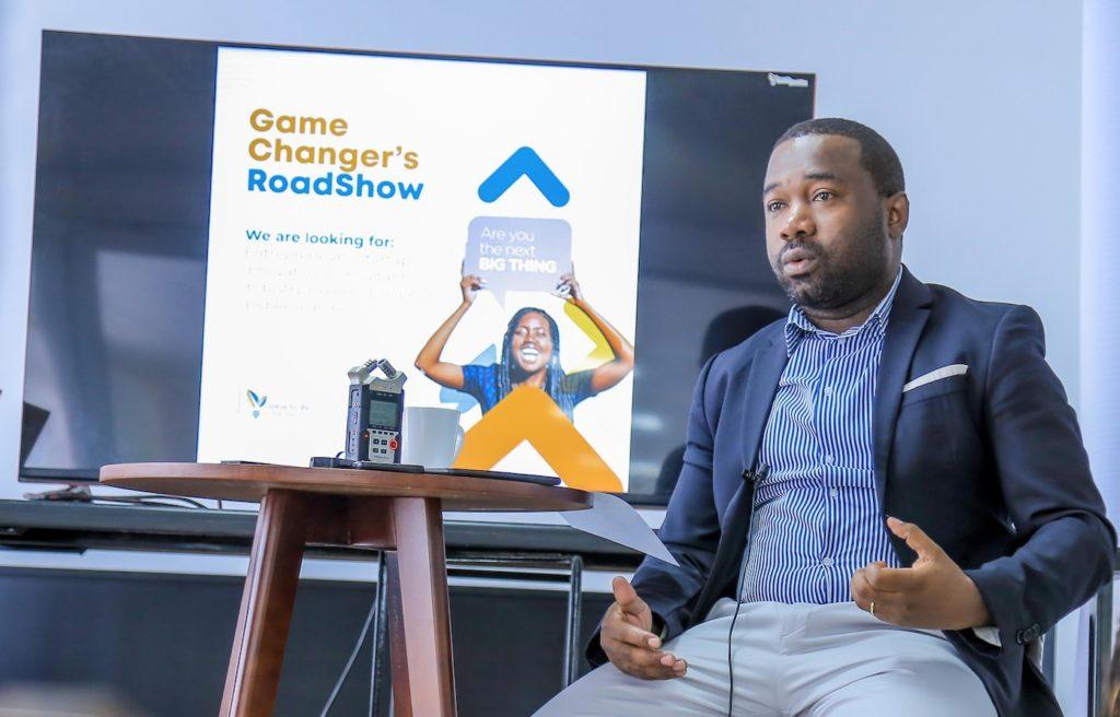 ck japheth ceo founder innovation village kampala