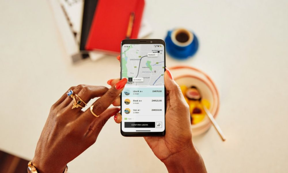 uber pin verification feature