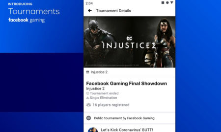 facebook gaming tournaments