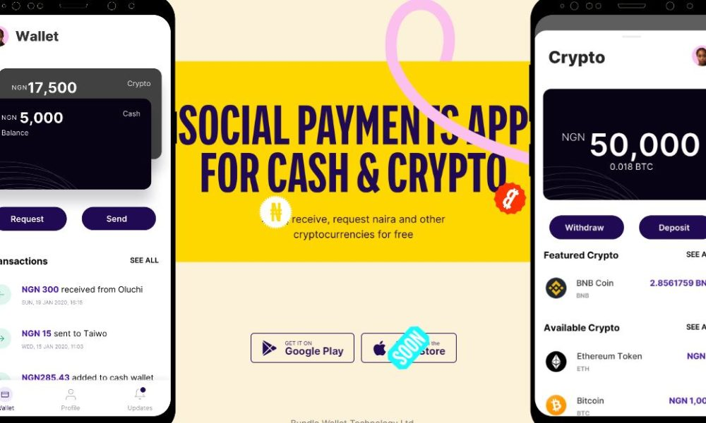 bundle app cryptocurrency