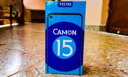 tecno camon 15 specifications