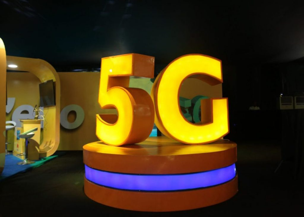 MTN south africa commercial 5G services