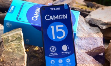 tecno camon 15 first impressions