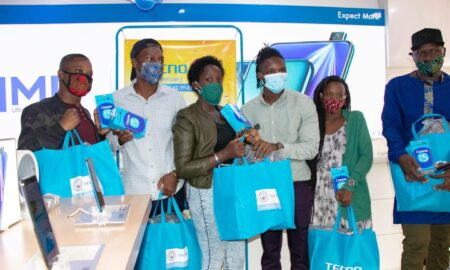 tecno mobile uganda 12th anniversary