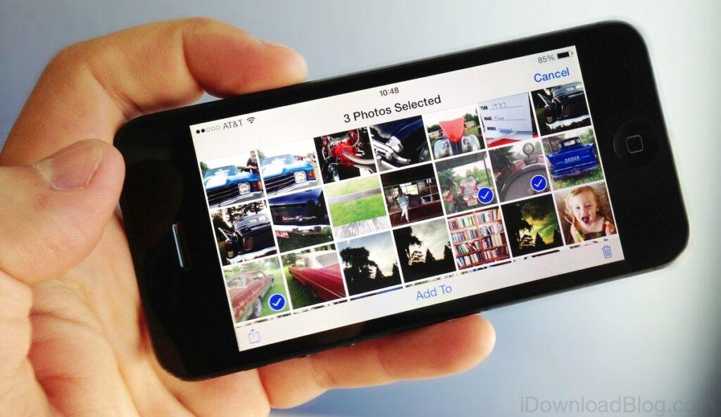 photos app ios 14