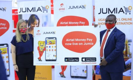 jumia airtel money pay