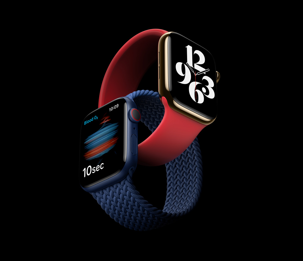 exercise with apple watch