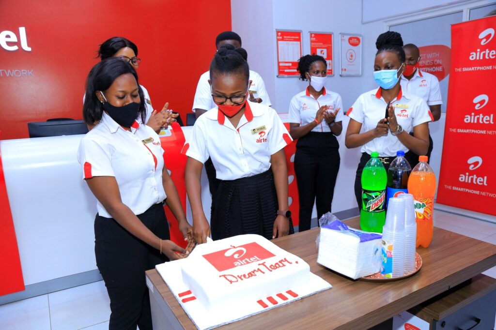 airtel Customer Service Week