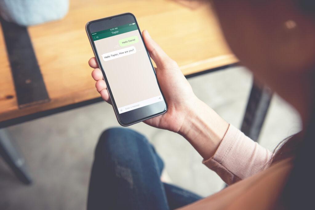 telkom pay over whatsapp